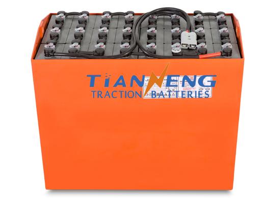 叉车锂电池性能